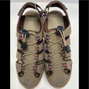 NEW Eddie Bauer Blakely Shitake Outdoor Sandals